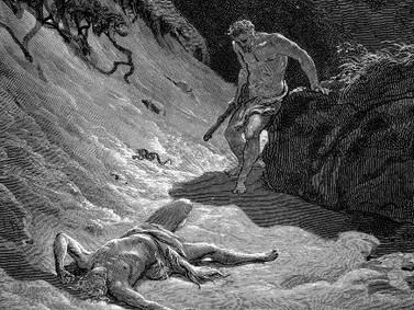 創世記註解② 創世記4章の解釈 歴史の二流について