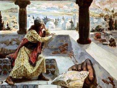 2サムエル記 ダビデの治世