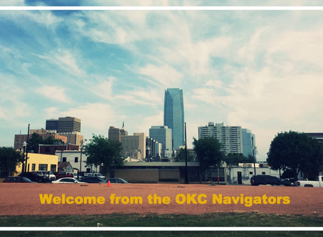 Letter from OKC Nav City Director