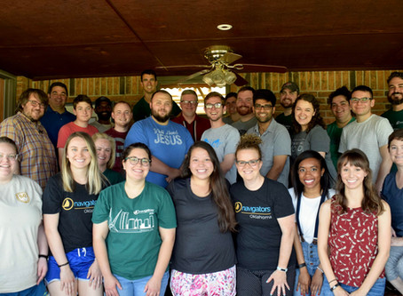 Reflections: OKC Nav20s Summer Retreat