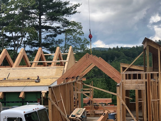 Timber Frame Roofing