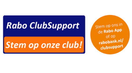 Stem nu op ons bij de Rabo Club support!