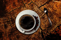 coffee on wood_edited