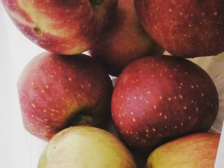 秋ばえりんご!アロマトリートメント好きなセラピストブログ