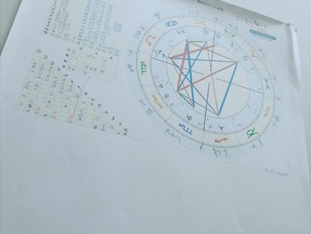 占星術を体験♪米子市から世の中に癒やしを発信!プライベートアロマサロン!トリートメント好きなセラピストブログ