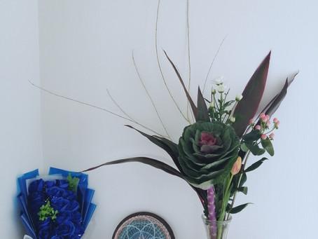 お花も飾り…!アロマトリートメント好きなセラピストブログ