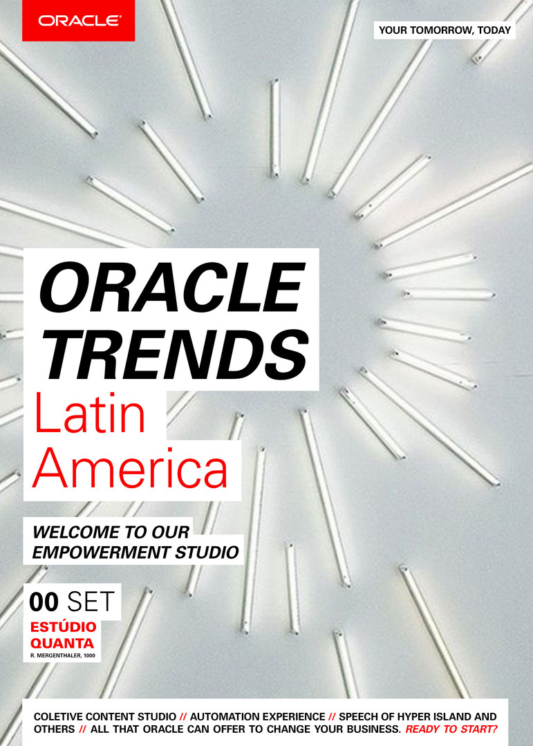Oracle Trends - Concept & Design