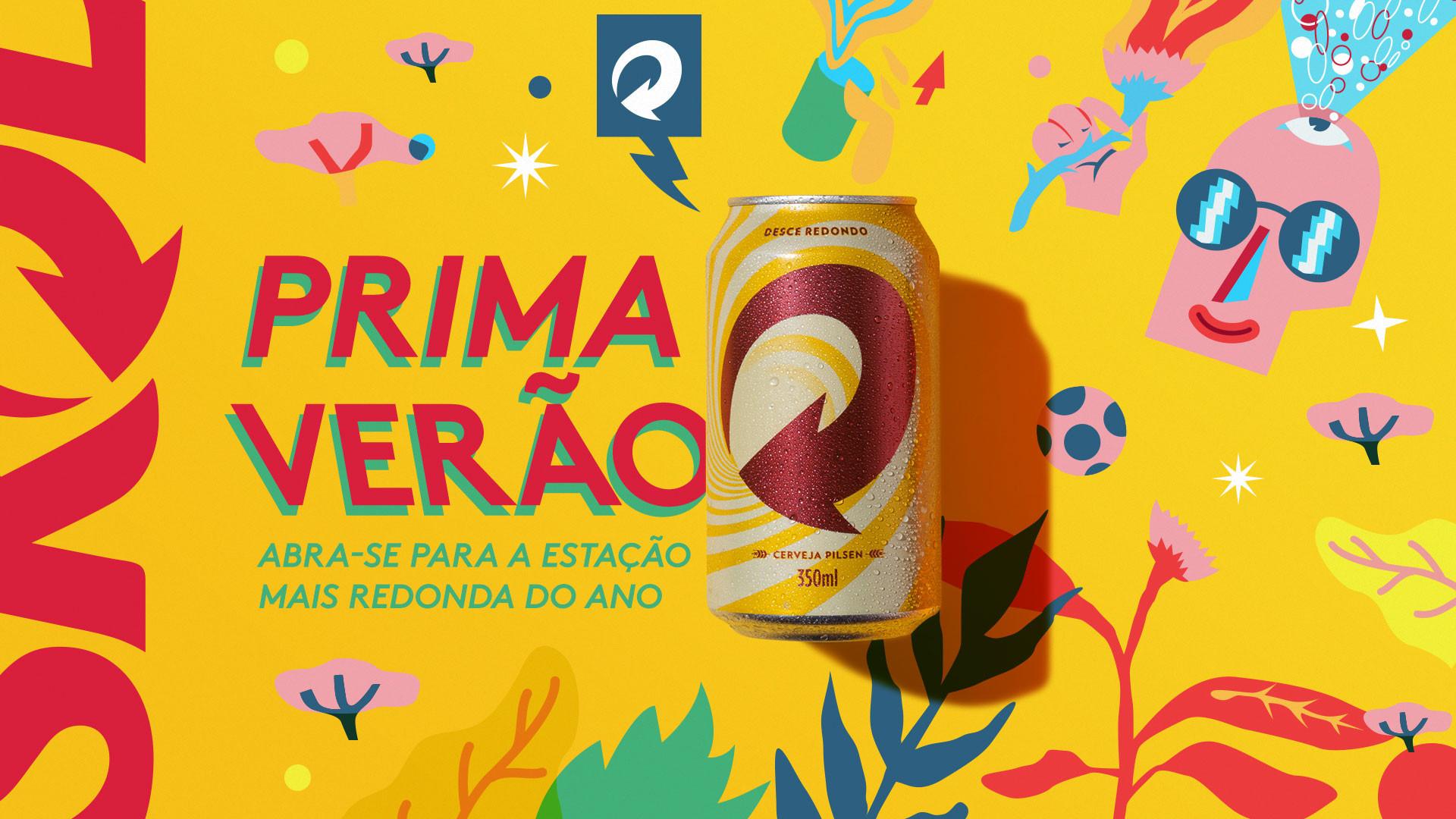 Skol Primaverão - Creative concept