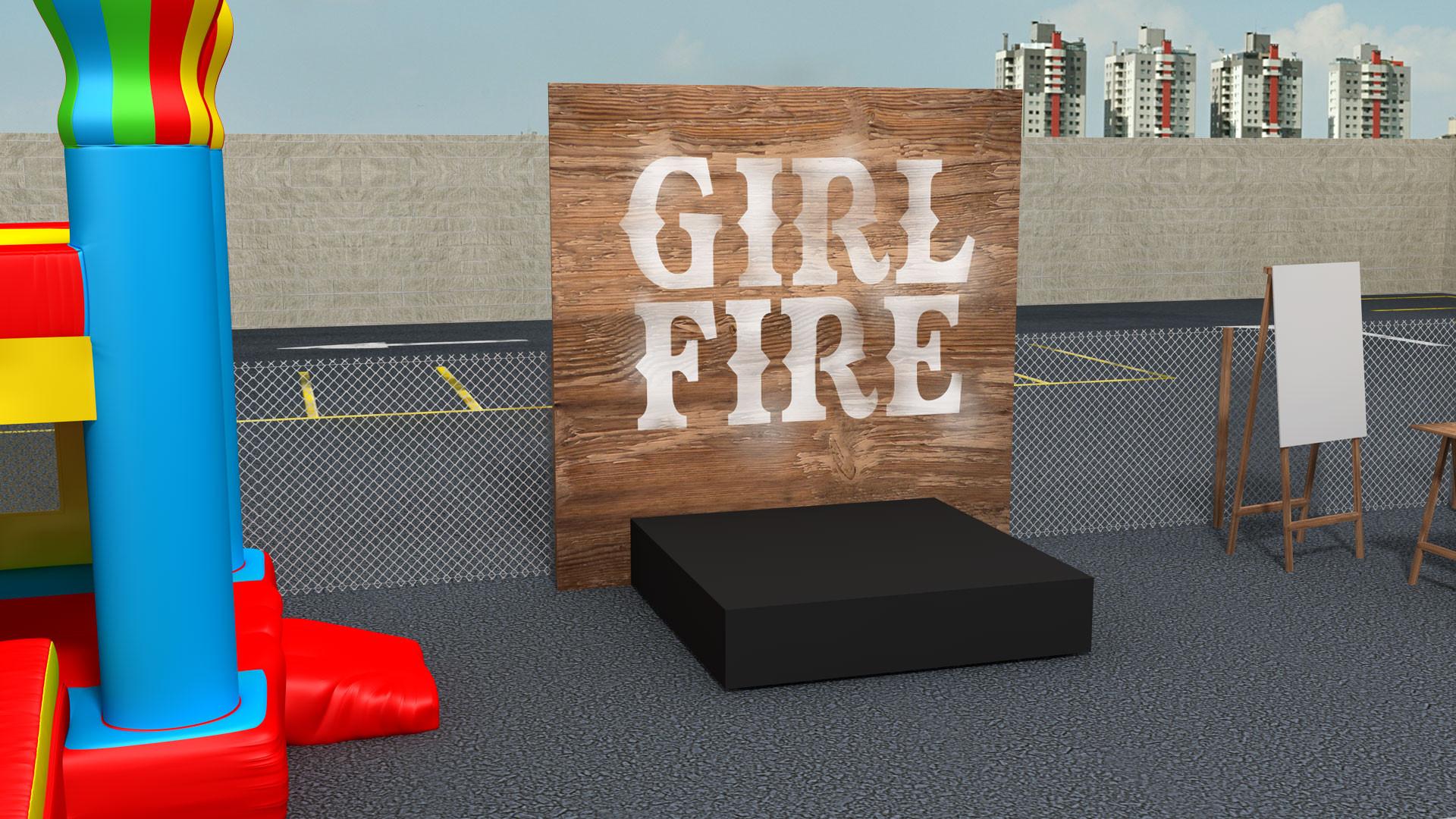 Girl Fire - Aji-Sal