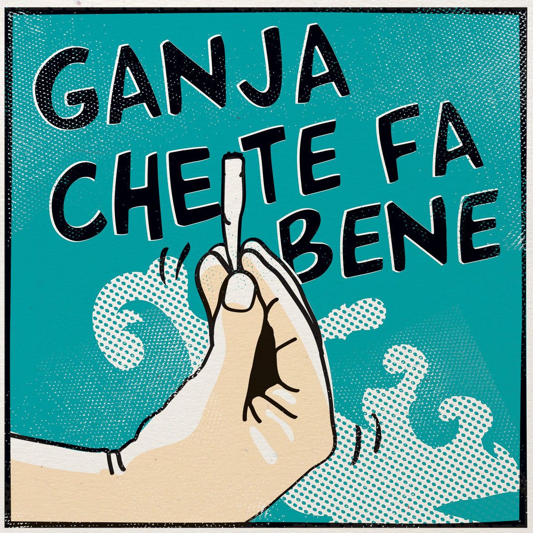 Ganja Che Te Fa Bene - Banner