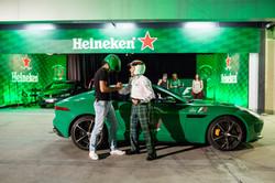"Heineken ""When You Drive Never Drink"""