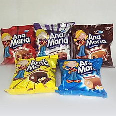 BOLO ANA MARIA 35gr COM 1UNIDADE