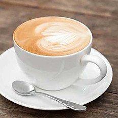 CAFÉ COM LEITE PEQUENO