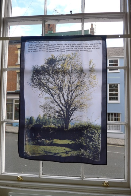 Tree Poem with Photo