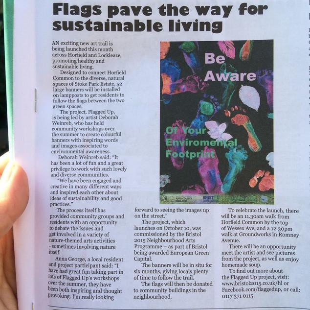 Bristol 2015 Flagged Up +D