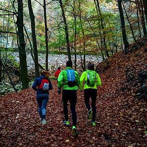 A futótabor első nap__🏃✔️Cuha-patak völ