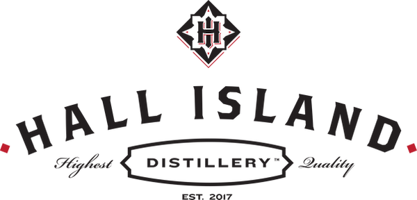 Hall Island Distillery Logo