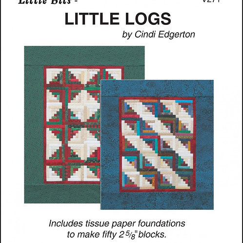 Little Bits Little Logs