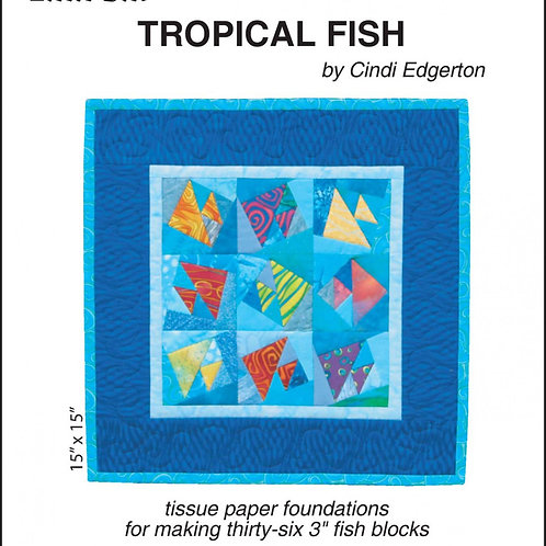Little Bits Tropical Fish