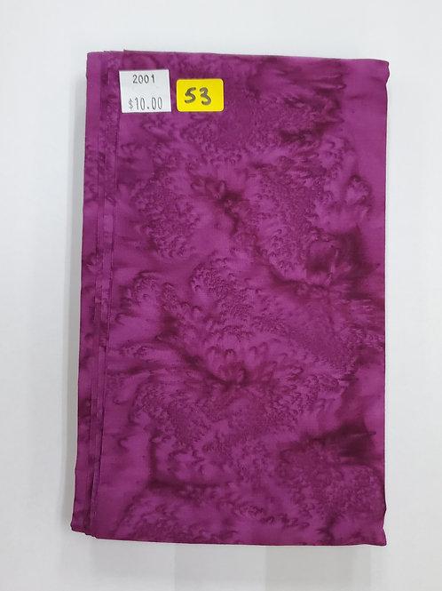 Batik # 53 - Purple