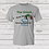 Thumbnail: The Grinch Stole My Sewing Machine Unisex T-shirt