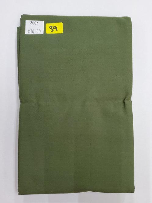 Batik # 39 - Green