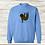 Thumbnail: I'd Rather Be Napping Unisex Sweatshirt