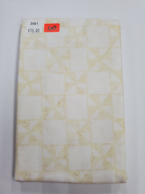Batik # 60 - Light