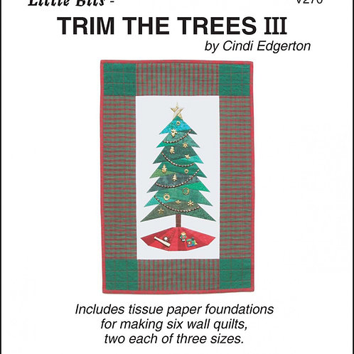 Little Bits Trim the Tree III