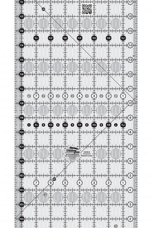 """Creative Grids Ruler 8.5"""" X 18.5"""""""