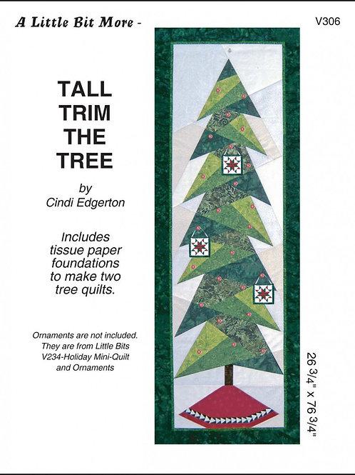 Little Bits Tall Trim the Tree