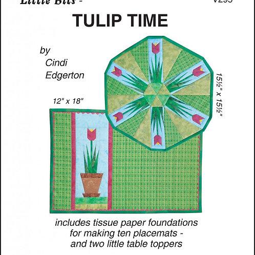 Little Bits Tulip Time