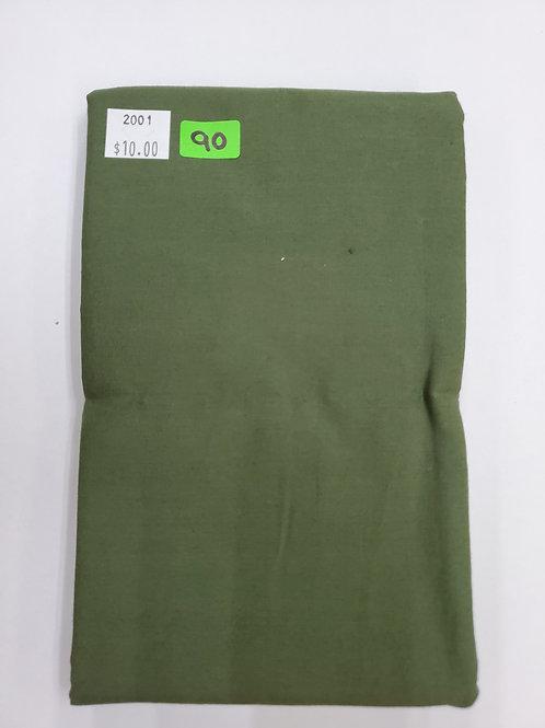 Batik # 90 - Green