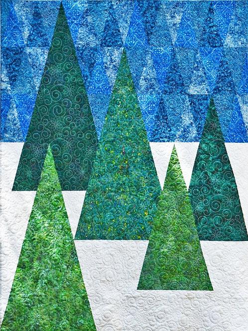 Evergreen Cut Loose Press