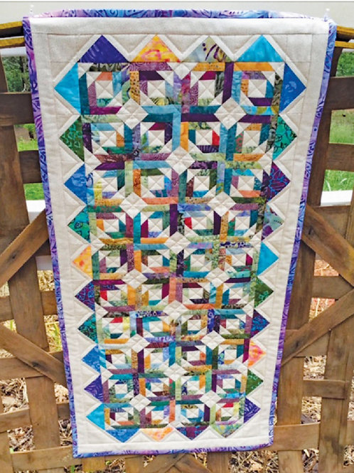 Taffy Pinwheels Cut Loose Press
