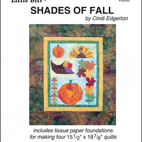 Little Bits Shades of Fall