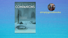 Unexpected Companions by Nicole Stout : to give these women a voice