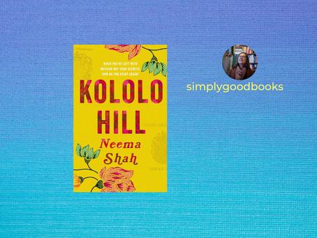 Kololo Hill by Neema Shah: I'm alone, I'm alone