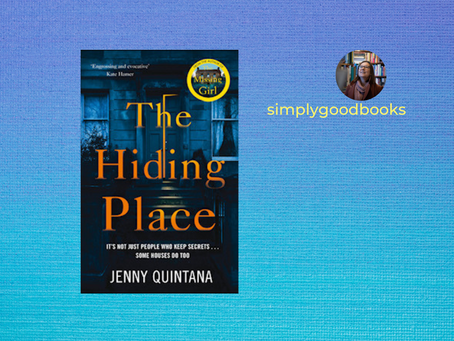 The Hiding Place by Jenny Quintana: the present becomes the past in a moment