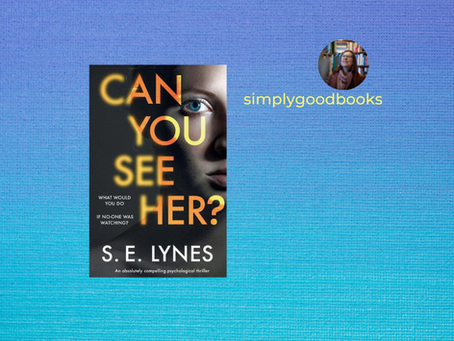 Can You See Her? by S.E. Lynes: it started the day I reasoned I was invisible