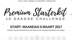 Premium Starterkit 10 daagse challenge