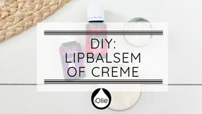 DIY: Maak je eigen lipbalsem/creme