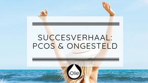 PCOS Ervaringsverhaal; Ze werd weer ongesteld!