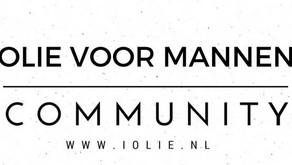 OLIE VOOR MANNEN COMMUNITY