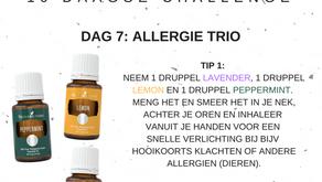 Starterkit Challenge Dag 7: Allergie trio