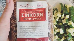 YL Einkorn pasta
