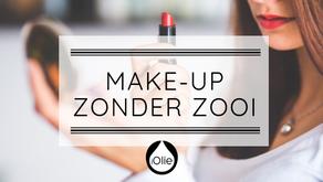Make-up zonder zooi!