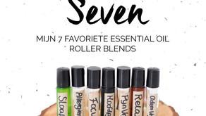 """My Super Seven"" rollerblends"