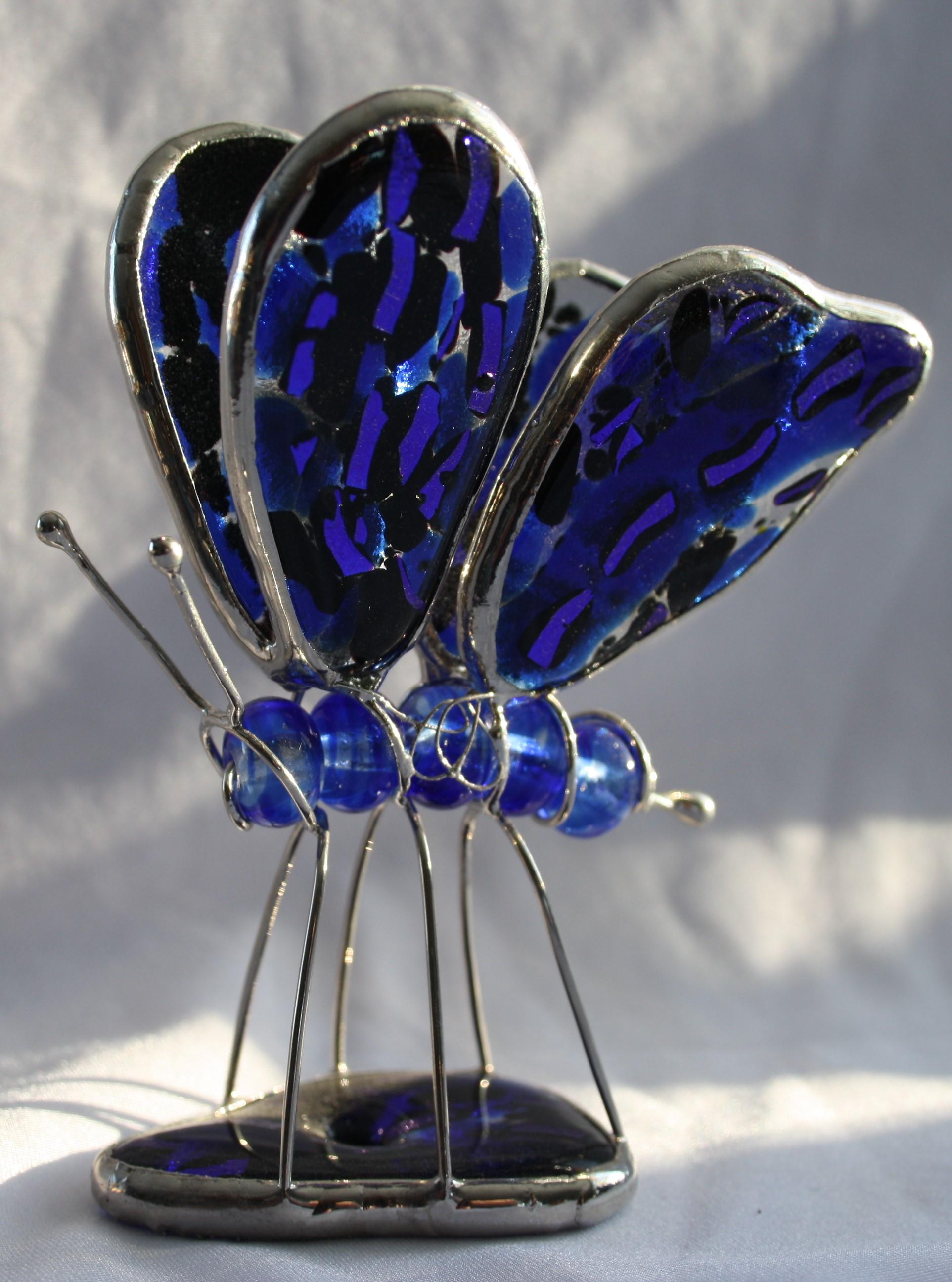 Métal Bleu