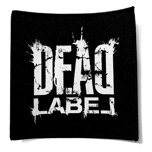 Dead Label Iron on Patches